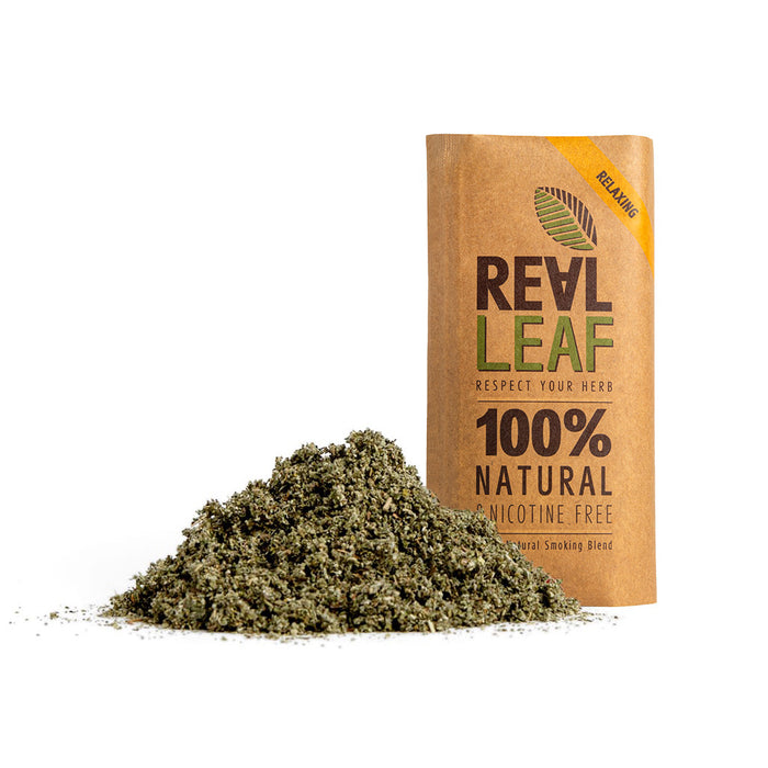 HERBAL TOBACCO BASED ON CHAMOMILE WITHOUT NICOTINE