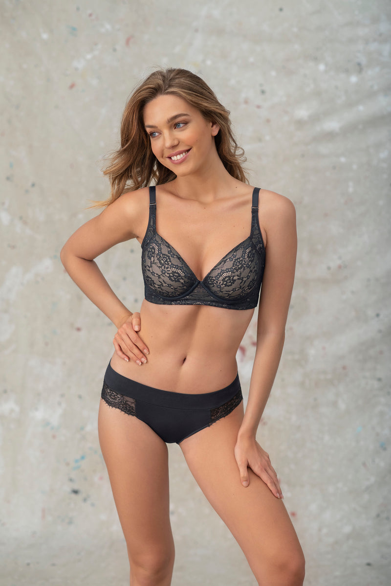 Smoothing Underwire Bra - Luxe High Profile