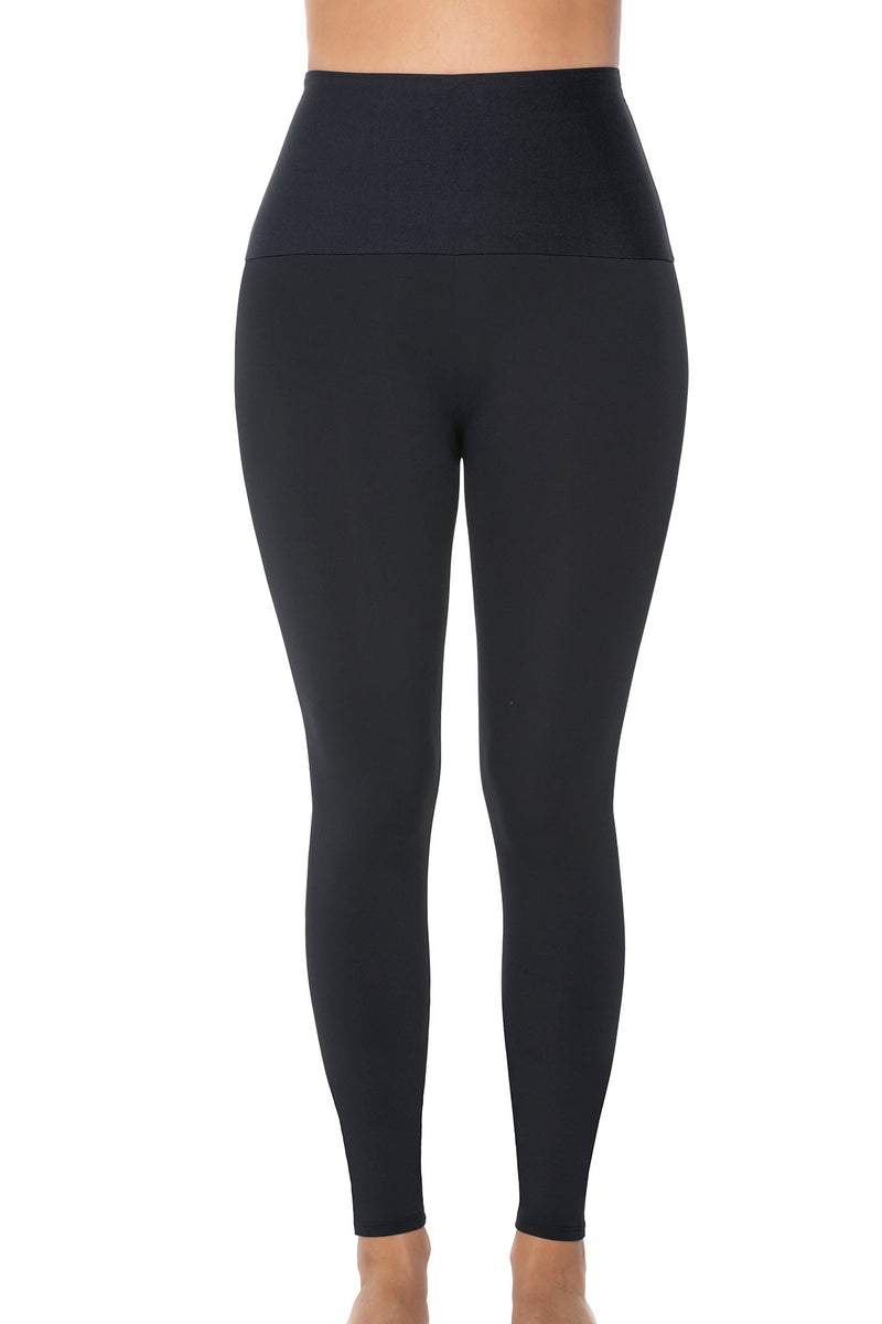 ActiveLife Power Move Moderate Compression Mid-Rise Athletic Legging