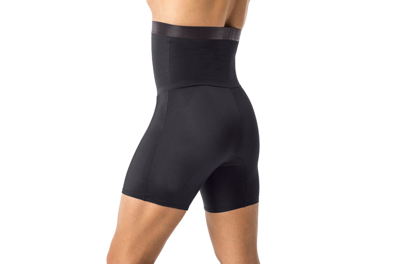 Leo High Waist Stomach Shaper with Boxer Brief