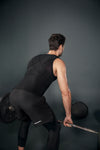 Men's Firm Compression Shaper Vest with Back Support - Max/Force