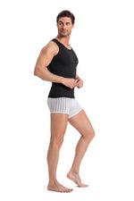 Men's Round-Neck Moderate Compression Tank