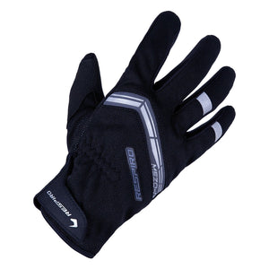 MEZO - R Gloves Respiro Indonesia Black/ Grey M  (4015760343085)