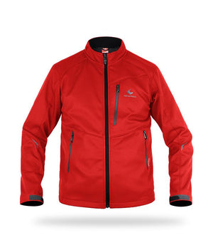 VELOS R1.6 Jackets Respiro Red S  (4253056532525)