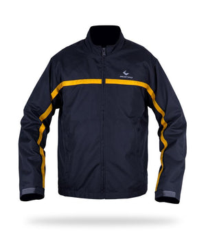 VERCTOR Jackets Respiro Indonesia Black/ Yellow S  (4346818756667)