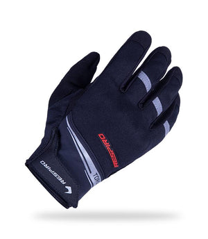 TORSIONE GLOVE Gloves Respiro BLACK/RED L  (4916561510459)