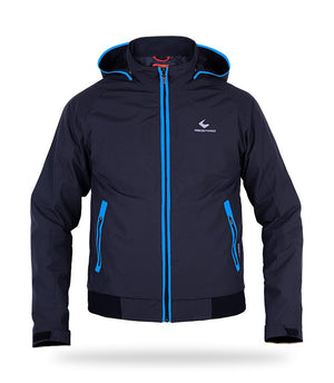 XERRAFLEX R1 Jackets Respiro Indonesia Black Blue M  (4113777590317)