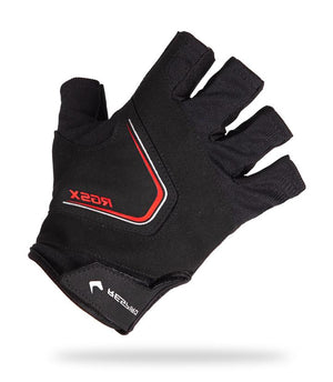 RGS X1 GLOVE Gloves Respiro BLACK / RED M  (4313313181755)