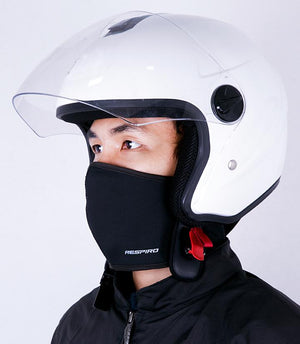 MASKER SF R1 P Headware Respiro BLACK ALL  (4853417541691)