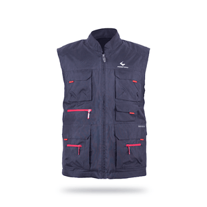 TORENT VEST vest Respiro BLACK/RED M  (6004330037412)