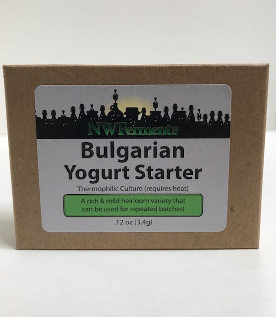 Bulgarian Yogurt Starter Culture - Wholesale