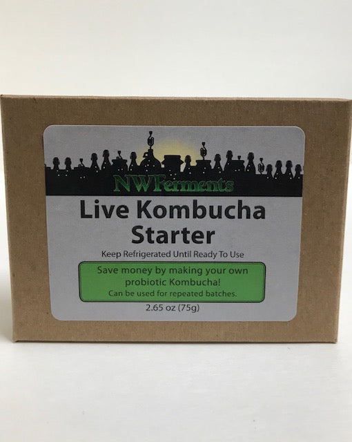 Kombucha Starter Culture - Wholesale