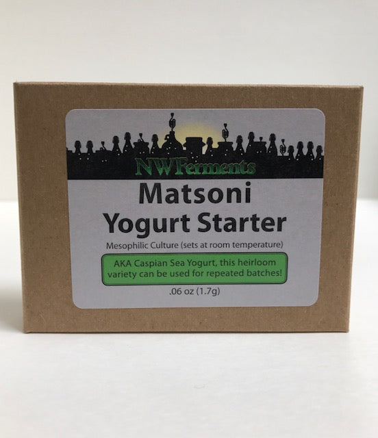 Matsoni Yogurt Culture Starter - Wholesale