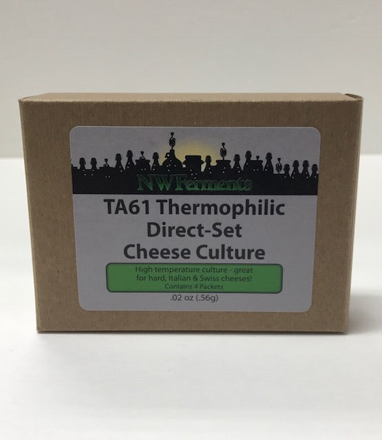 TA61 (Thermophilic Cheese Culture) - Wholesale