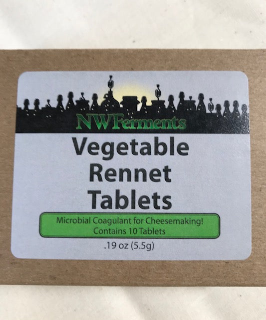 Vegetable Rennet Tablets - Wholesale