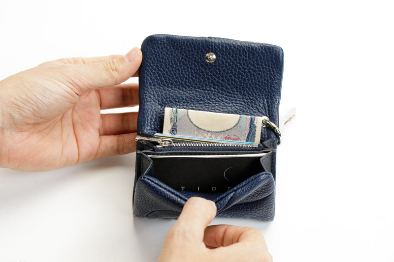 MULTI COMPACT WALLET Navy