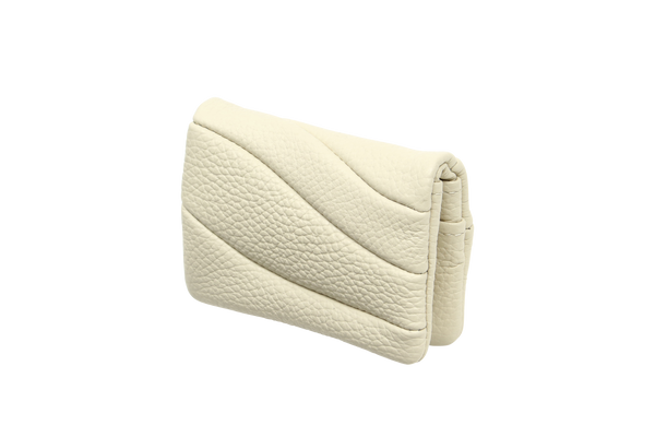 BUSINESS CARD HOLDER Ivory
