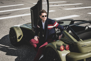 Donkervoort Wear AW2021 - clothing men