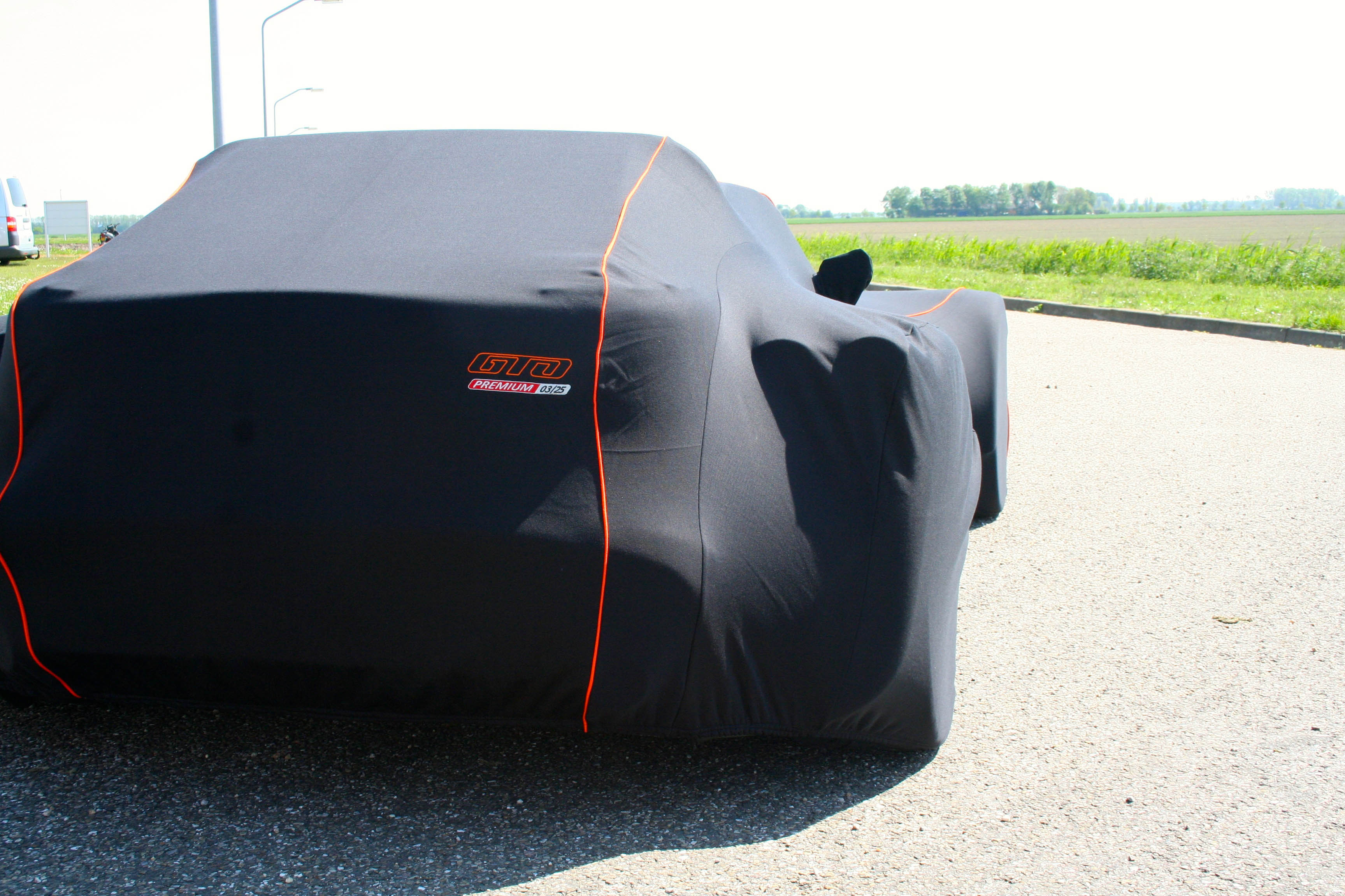Indoor Car Cover D8 GTO