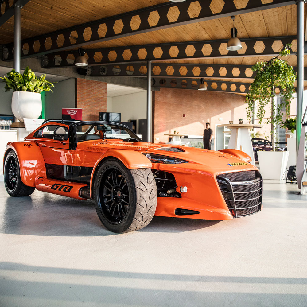 Donkervoort Factory Tour | Saturday 16 January 2021
