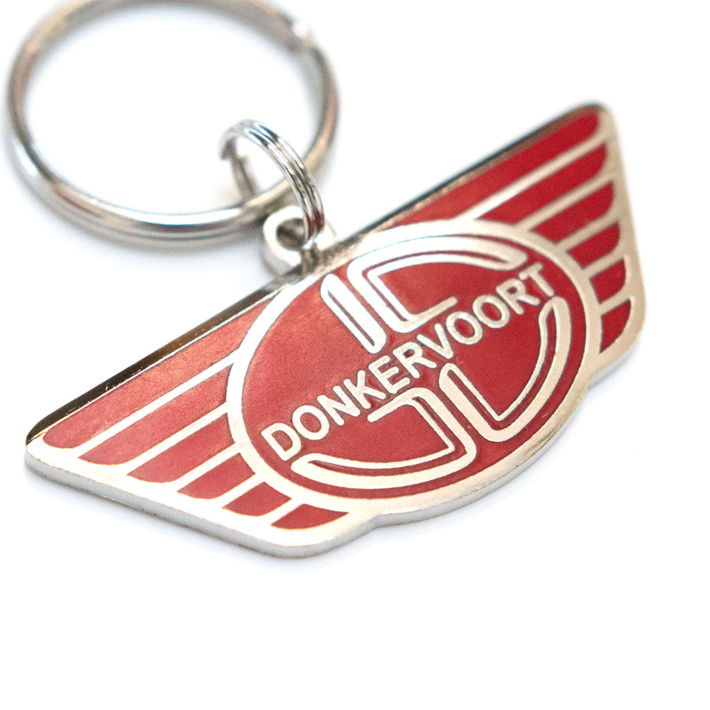 Donkervoort Key Chain Red