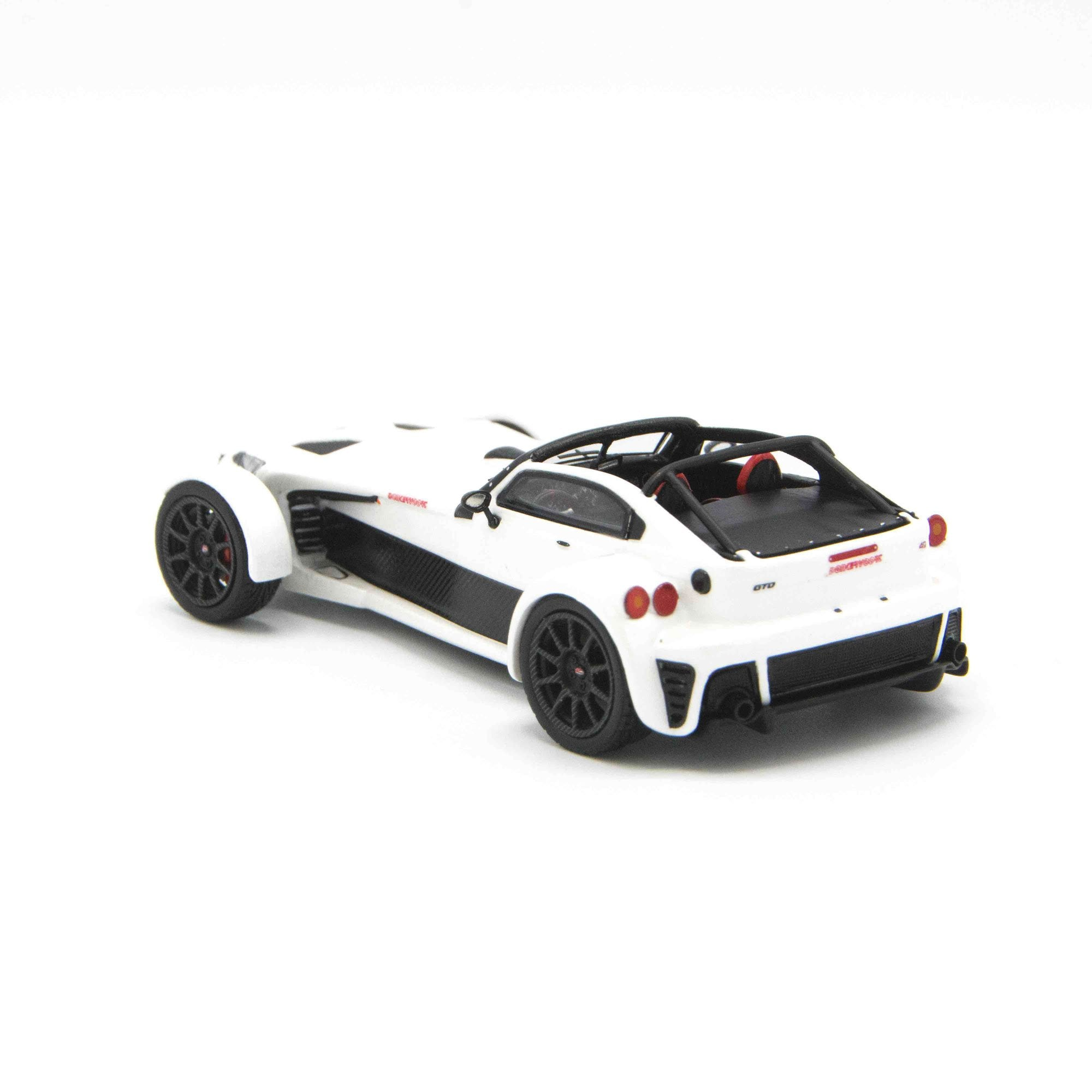 Donkervoort D8 GTO-40 1:43 // Anniversary White