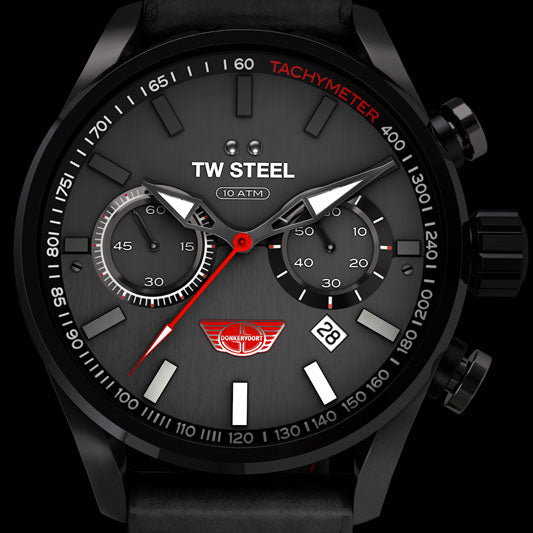 Donkervoort Watch – 40th Anniversary Limited Edition by TW Steel