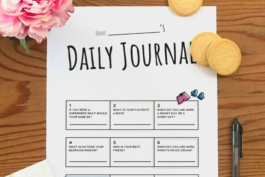 10 Ways to Make Journaling Fun for Kids