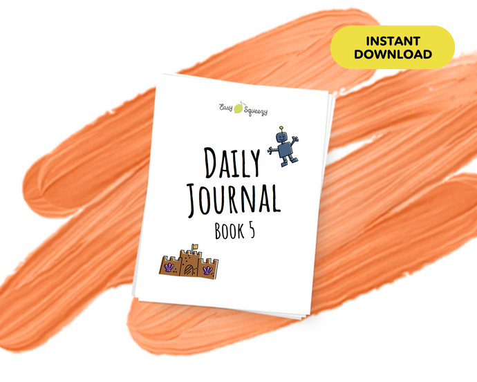 Daily Journal 5