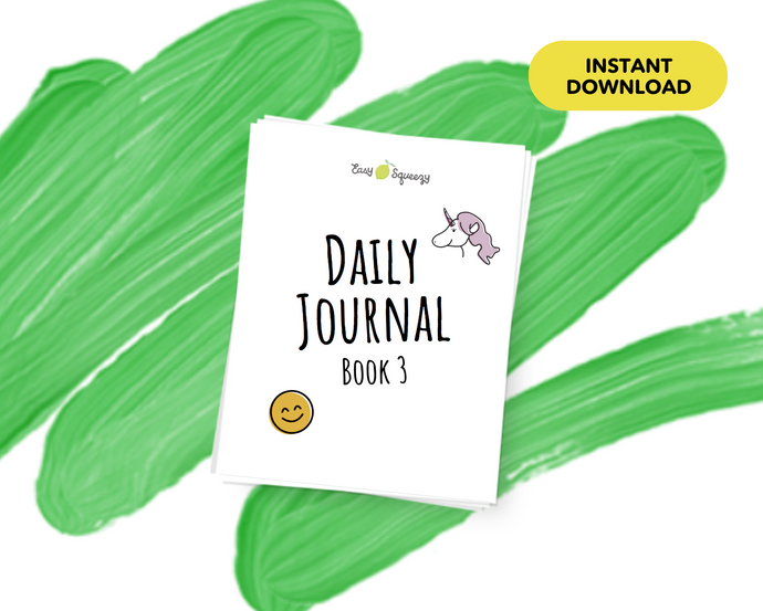 Daily Journal 3