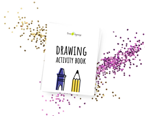 Drawing Activity Book