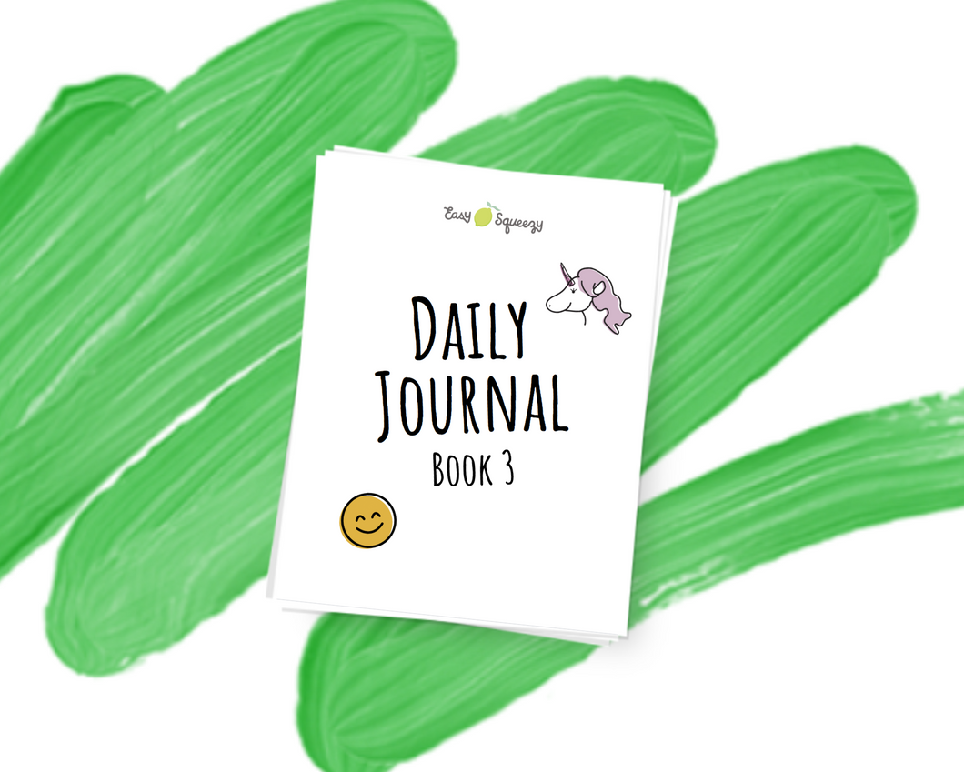 Daily Journal: Book 3