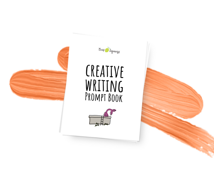 Creative Writing Prompt Book