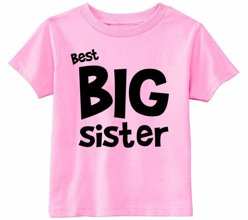 Best Big Sister Infant/Toddler
