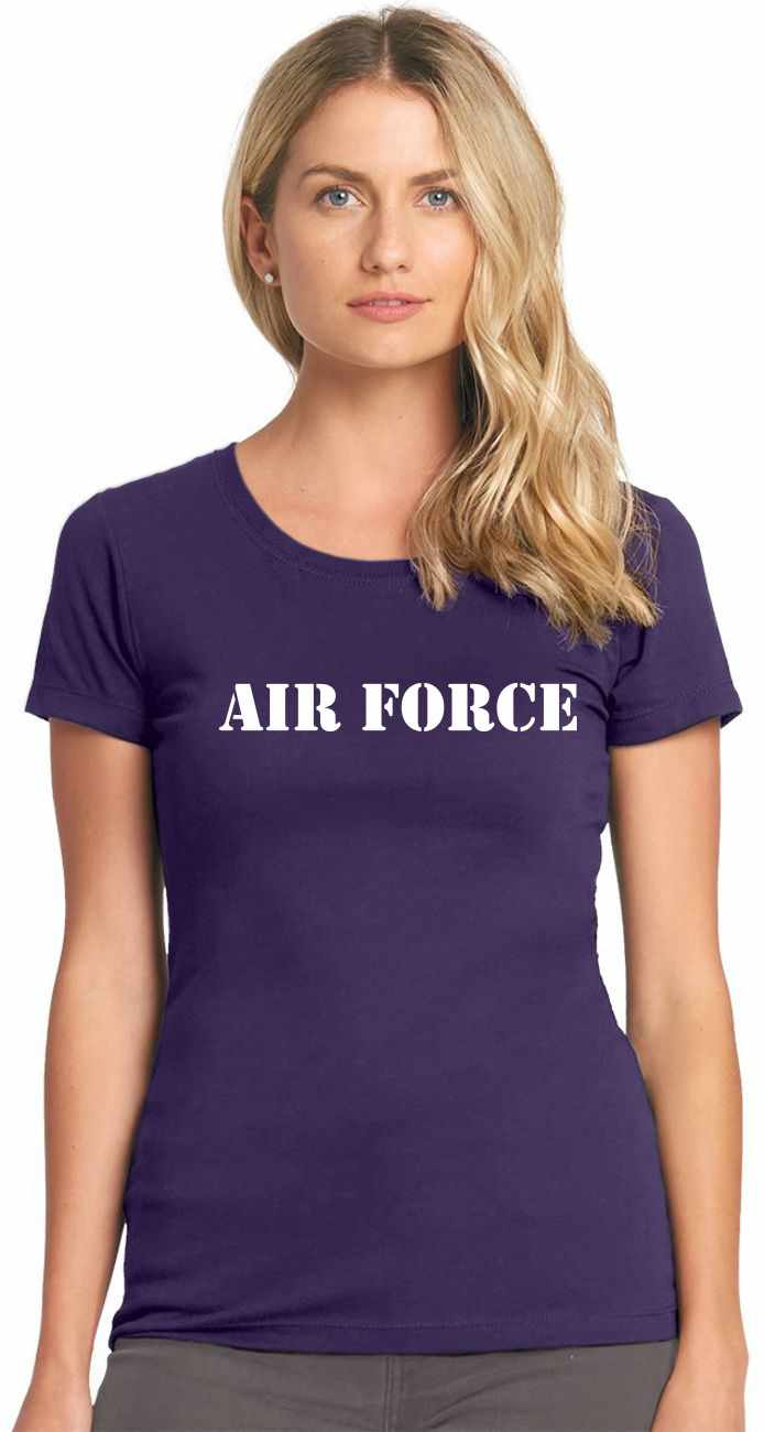 AIR FORCE on Womens T-Shirt