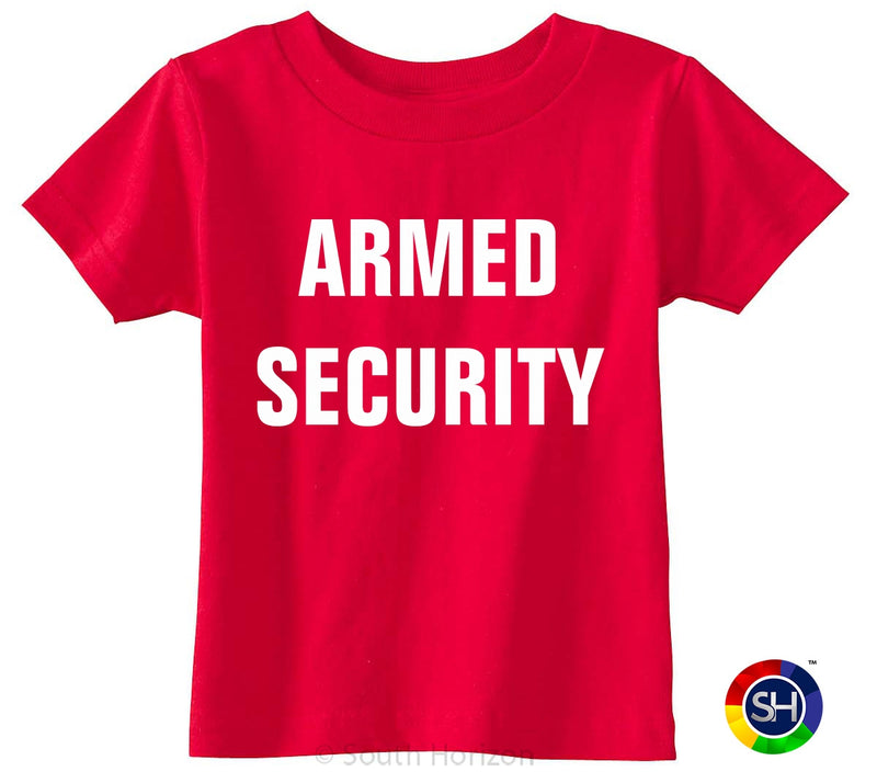 ARMED SECURITY Infant/Toddler