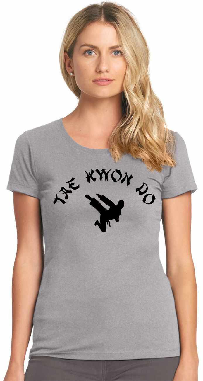 TAE KWON DO on Womens T-Shirt