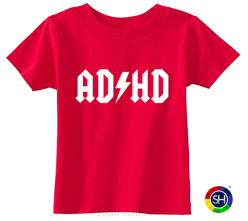 ADHD Infant/Toddler