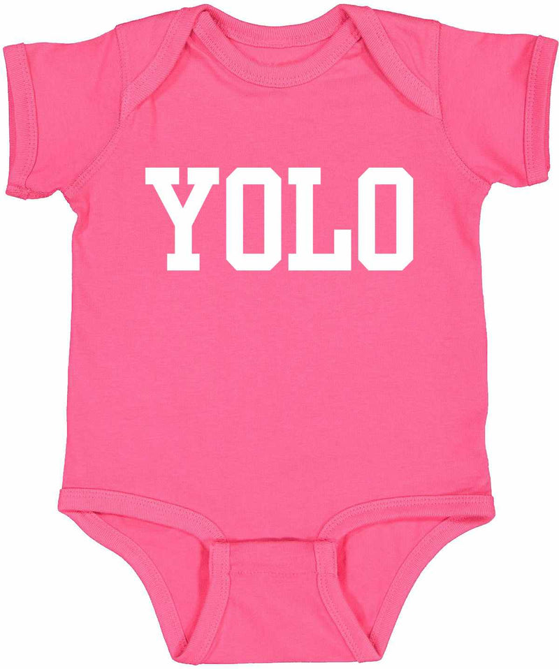 YOLO on Infant BodySuit