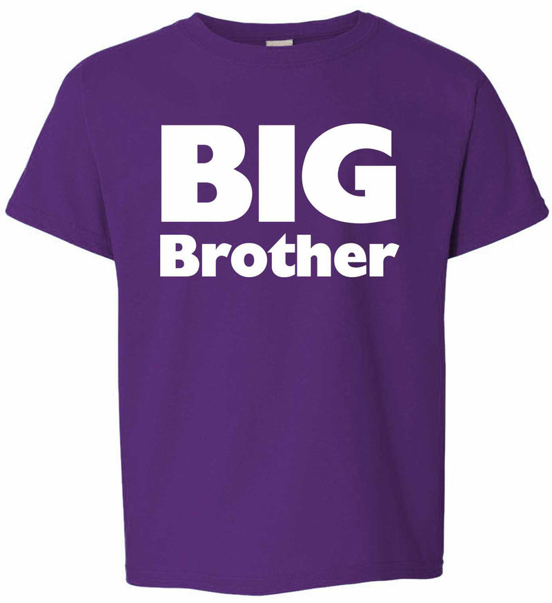 BIG BROTHER on Youth T-Shirt