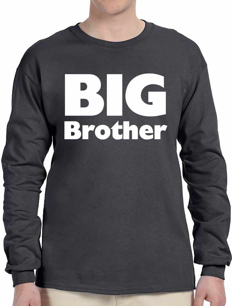 BIG BROTHER on Adult Long Sleeve
