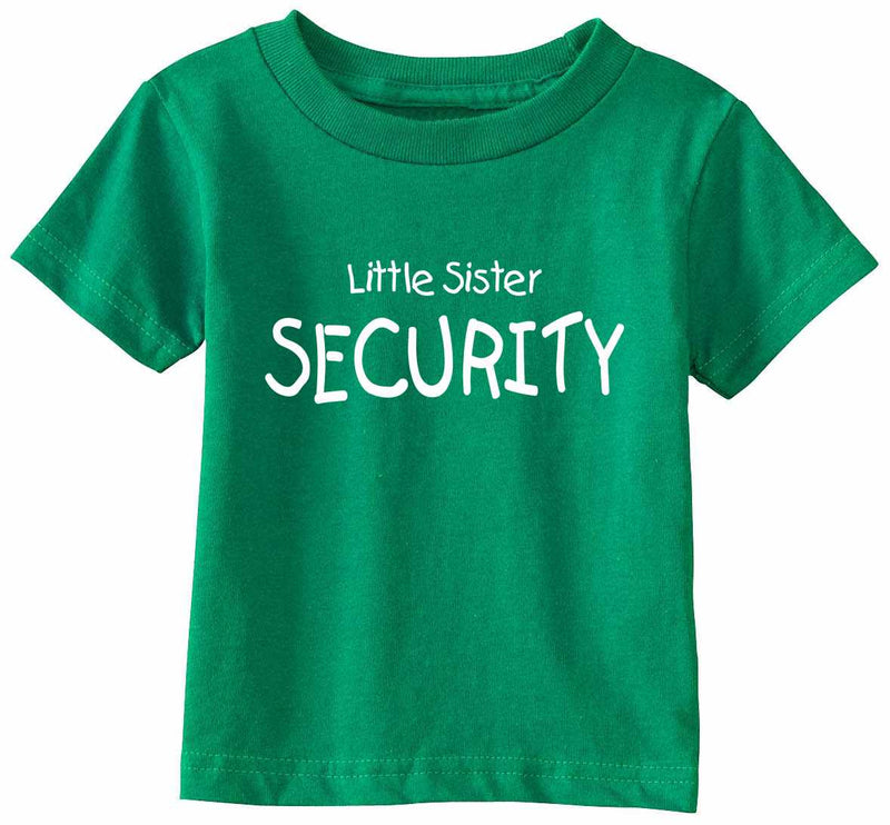 Little Sister Security Infant-Toddler