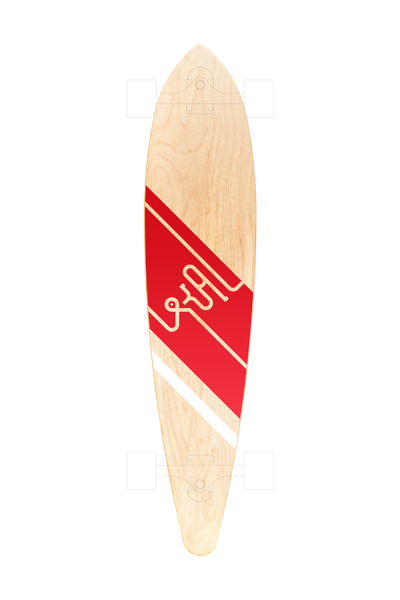 Classic Pintail - Dear Red
