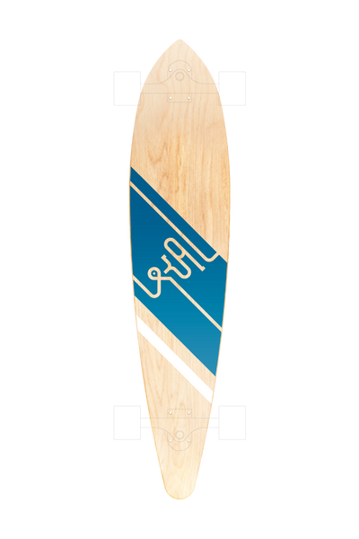 Classic Pintail - Police Blue