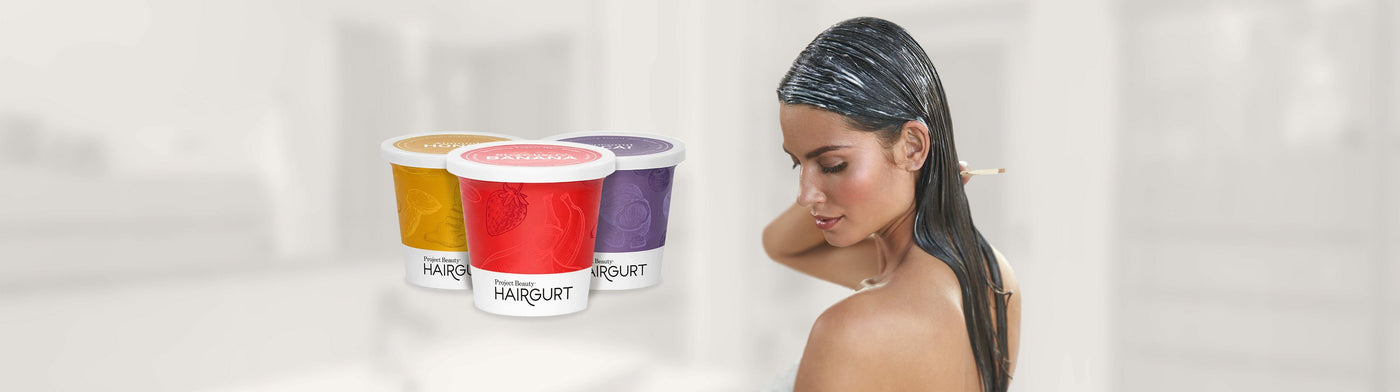 Hairgurt Hair Masks by My Project Beauty