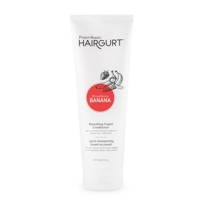HAIRGURT BANANA STRAWBERRY SMOOTHING YOGURT CONDITIONER
