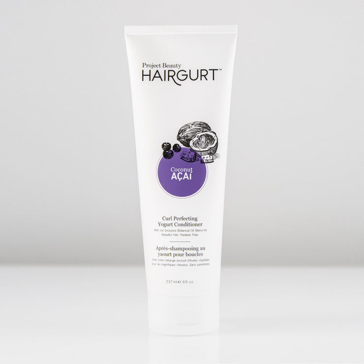 HAIRGURT COCONUT-ACAI CURL PERFECTING YOGURT CONDITIONER