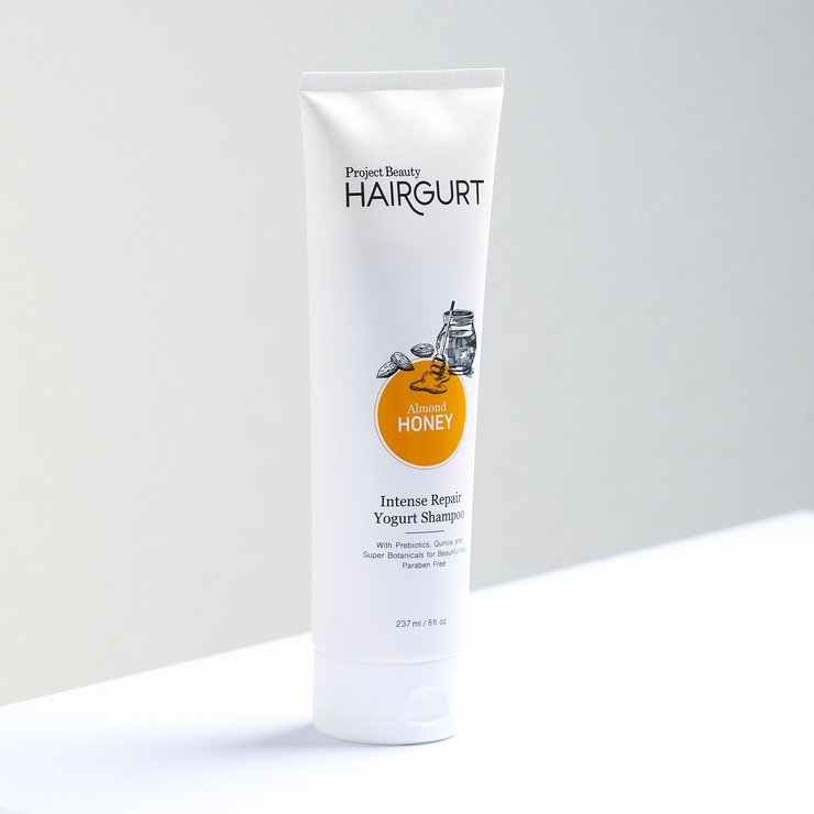 HAIRGURT ALMOND-HONEY INTENSE REPAIR YOGURT HAIR SHAMPOO