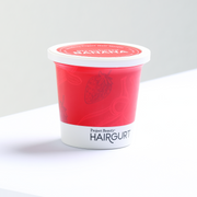 HAIRGURT STRAWBERRY-BANANA SMOOTHING YOGURT HAIR MASK