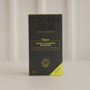 Storm Tea - Whole Camomile Blossoms
